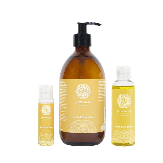 Aromassage Neck & Shoulder