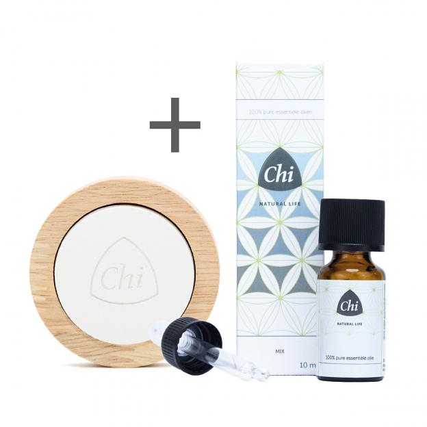 Happiness mix olie + GRATIS Aromastone Wood