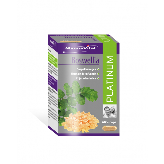 Mannavital Boswellia Platinum
