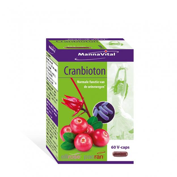 Mannavital Cranbioton