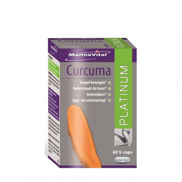 Mannavital Curcuma