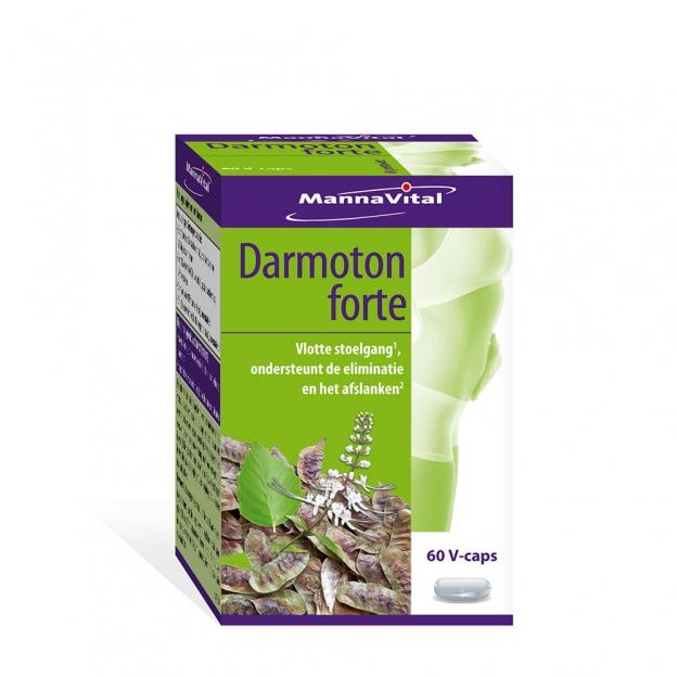 Mannavital Darmonton Forte