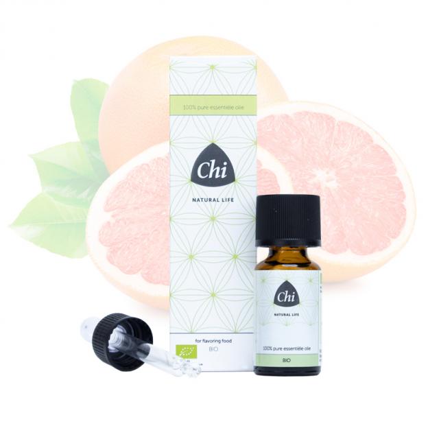 Grapefruit etherische olie, biologisch