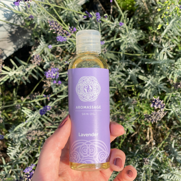 Aromassage Lavender