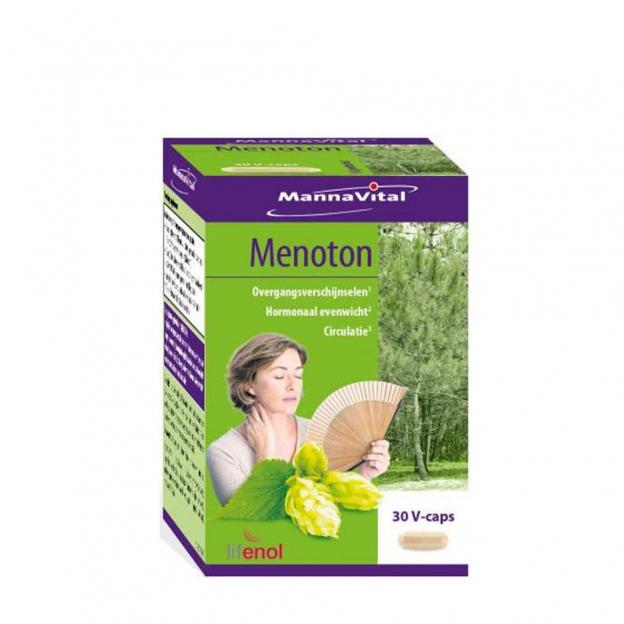 Mannavital Menoton