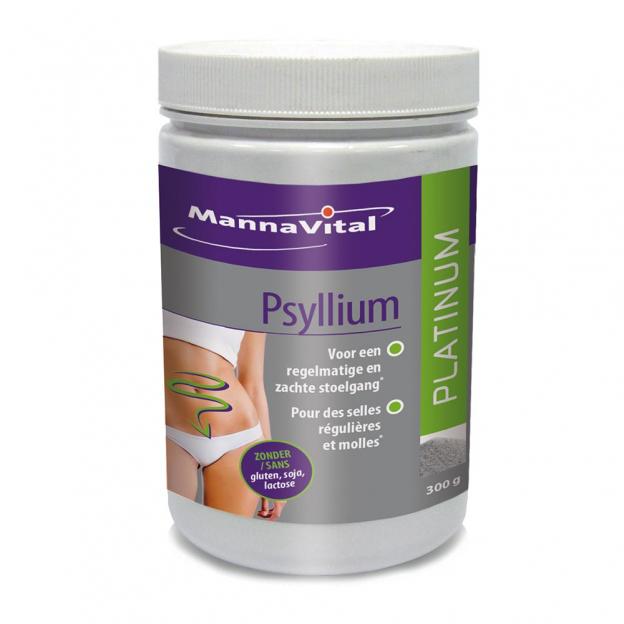 Mannavital Psyllium Platinum