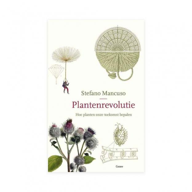 Plantenrevolutie door Stefano Mancuso