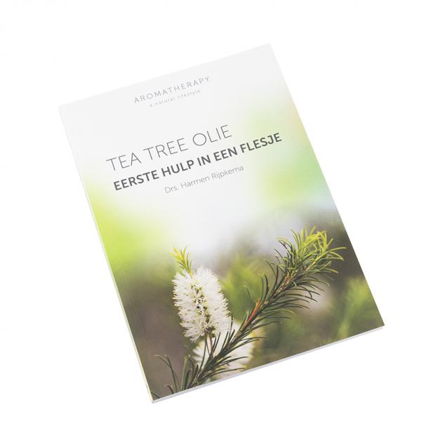 Tea Tree Gids - Drs. Harmen Rijpkema