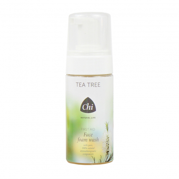 Tea Tree Face Wash Foam