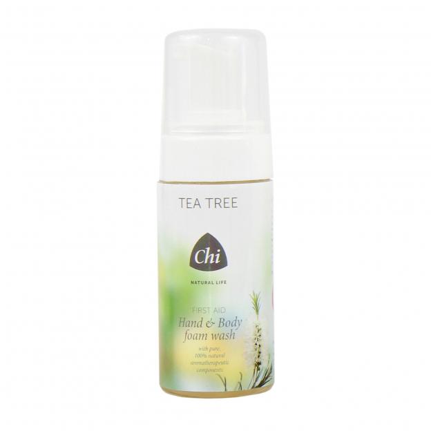 Tea Tree Hand & Body Foam Wash 115ml