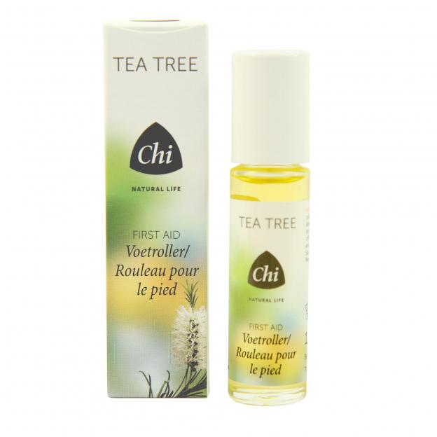 Tea Tree Voetroller - nieuwe verpakking
