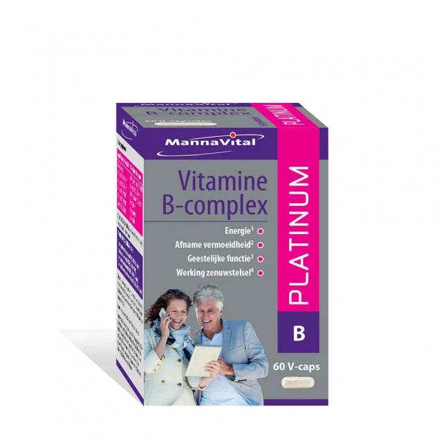 Mannavital Vitamine B complex