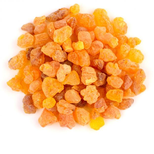 Wierook (frankincense) etherische olie, Wild