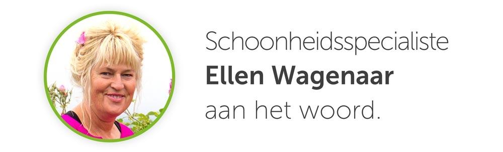 Ellen Wagenaar aan het woord