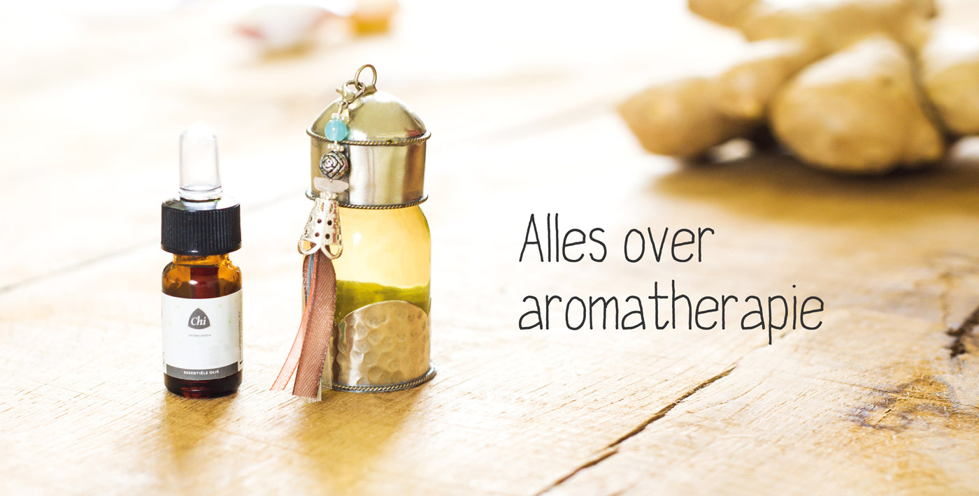 Alles over aromatherapie