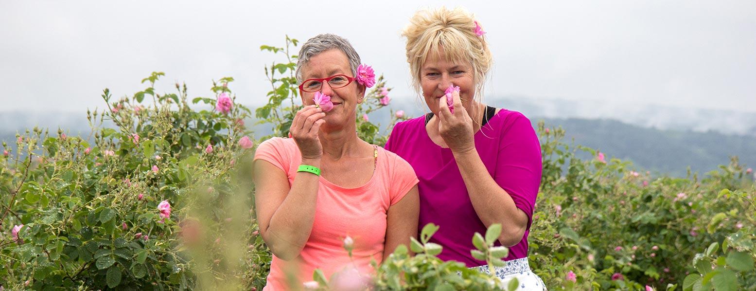 Ellen & Annemarie